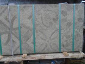 Terrassenplatten X-TRA ORNAMENT QUARZ 60/40/4 PE5