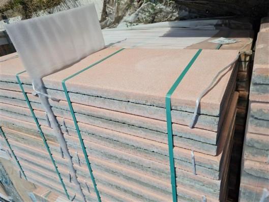 Terrassenplatten X-TRA RUSTO ROSE 60/40/4 CM PE2