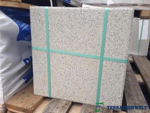 Terrassenplatten X-TRA RUSTO PERLMUTT 40/40/4 CM PE2