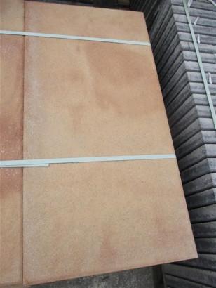 Terrassenplatten X-TRA BEL. LACHS GEFL. 80/40/4 cm