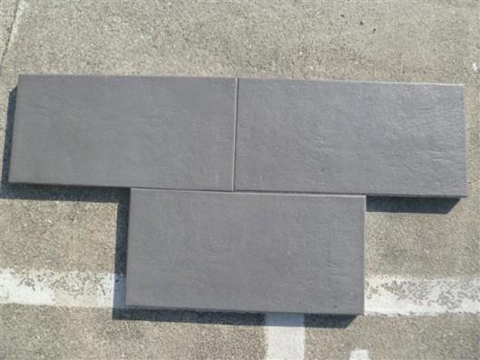 Terrassenplatten 1B PURA BASALT 80/40/4 CM