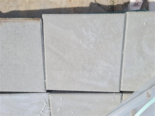 Terrassenplatten 1C ZEMENTGRAU 30/30/4 CM M.F. 168/DBP