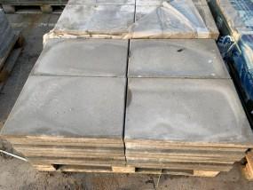 Terrassenplatten 1C ZEMENTGRAU 60/40/4 CM M. FASE