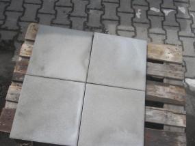 Terrassenplatten 1C ROT 40/40/4 CM M. FASE