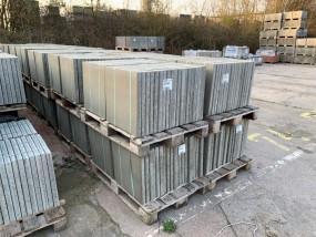 Terrassenplatten 1C ZEMENTGRAU 50/50/4 CM M.F.