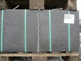 Terrassenplatten 1C TENOR BASALT 40/40/4 CM PE4