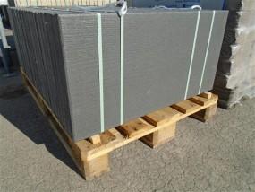 Terrassenplatten 1C STRUKTURPLATTE MAXI BASALT 80/40/4 CM