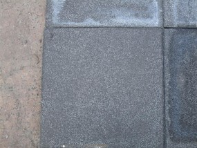 Terrassenplatten 1C RUSTICA NANO BASALT 40/40/4 CM