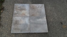 Terrassenplatten 1C RUSTICA NANO MUSCHELK. 40/40