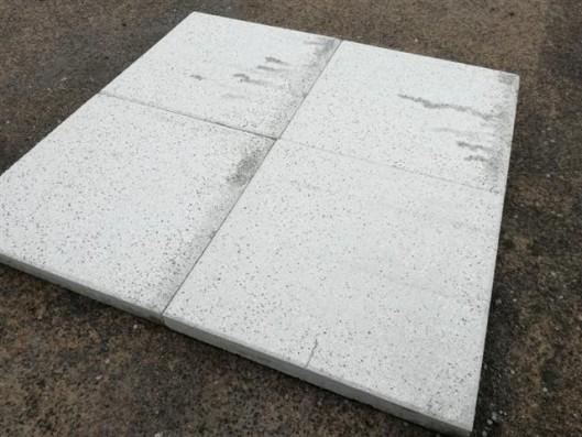 Terrassenplatten 1C RUSTO QUARZ 40/40/4 CM PE2
