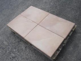 Terrassenplatten 1C RUSTICA NANO OCKER-GELB-ROSE 60/40/4
