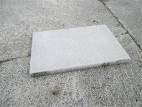 Terrassenplatten 1C DIE BELGISCHE GRAU-WEIß 60/40/4 CM