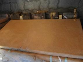 Terrassenplatten 1C DIE BELGISCHE LACHS GEFL. 80/40/4 CM