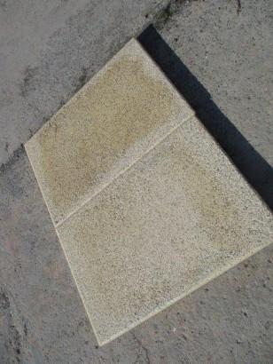 Terrassenplatten 1C RUSTICA GELB 60/40/4