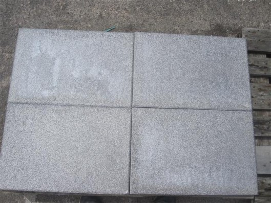 Terrassenplatten 1C RUSTICA SCHW.-GRANIT 60/40/4