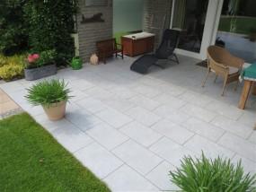 Terrassenplatten LATIO QUARZ 60/40/4 CM GLATT