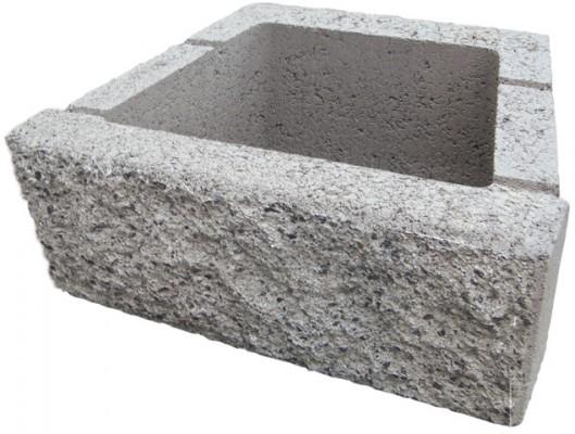 mauersteine duro tec granit 40 30 16 5 15 cm bersicht produkte terrassenwelt. Black Bedroom Furniture Sets. Home Design Ideas