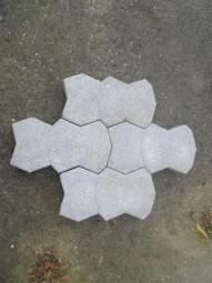 Pflastersteine SUPRADRAIN-SHOP-PAS A GRAU 10 CM