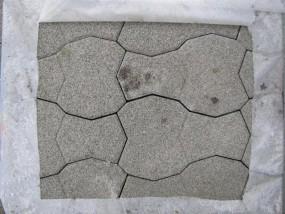 Pflastersteine SUPRADRAIN-SHOP-PAS B GRAU 10 CM