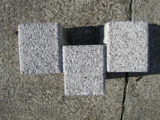 pflastersteine trecona granito 30 kugelgs pflastersteine. Black Bedroom Furniture Sets. Home Design Ideas