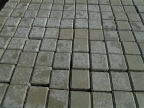 Pflastersteine SYSTEM 10 Pflaster 10/10/8 cm grau