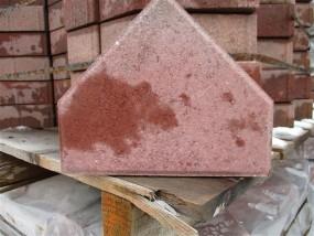Pflastersteine System 10 Diagonalstein 8er herbstbunt